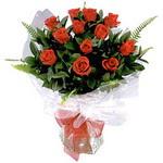 Gölbaşı çiçek online çiçek siparişi  9 adet güzel bir gül buketi