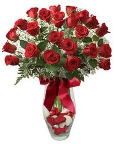 17 adet essiz kalitede kirmizi gül  Gölbaşı çiçekçiler  çiçek siparişi sitesi