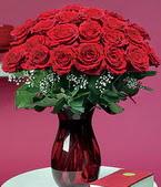 Ankara Gölbaşı hediye çiçek yolla  11 adet Vazoda Gül sevenler için ideal seçim