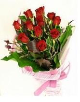 11 adet essiz kalitede kirmizi gül  Gölbaşına çiçek , çiçekçi , çiçekçilik