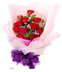 7 gülden kirmizi gül buketi sevenler alsin  Gölbaşı çiçek gönder cicekciler , cicek siparisi