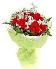 Gölbaşı çiçek online çiçek siparişi  7 adet kirmizi gül buketi tanzimi