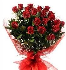 İlginç Hediye 21 Adet kırmızı gül  Gölbaşı çiçek yolla , çiçek gönder , çiçekçi