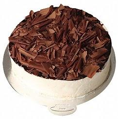 4 ile 6 kişilik Tiramisu yaş pasta