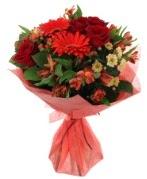 karışık mevsim buketi  Gölbaşı çiçek yolla , çiçek gönder , çiçekçi
