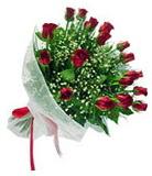 11 adet şahane gül buketi  Gölbaşı çiçek siparişi yurtiçi ve yurtdışı çiçek siparişi