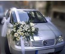 Ankara gelin arabası süsleme  Ankara Gölbaşı 14 şubat sevgililer günü çiçek