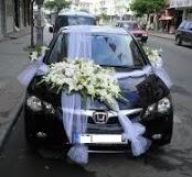 Ankaradaki çiçekçiler Gölbaşı cicek , cicekci  Sünnet arabası süsleme