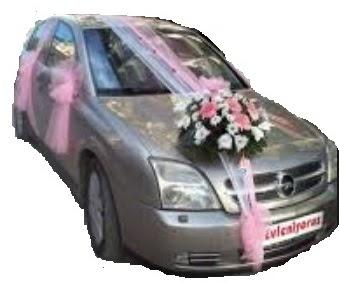 Ankara Gölbaşı çiçekçi uluslararası çiçek gönderme  Gelin arabası süslemesi