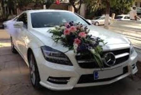 sünnet arabası süslemesi  Gölbaşı anneler günü çiçek yolla
