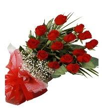15 kırmızı gül buketi sevgiliye özel  Gölbaşı çiçek gönder cicekciler , cicek siparisi