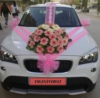 Ankara gelin arabası süsleme fiyatları  Gölbaşı çiçek kaliteli taze ve ucuz çiçekler