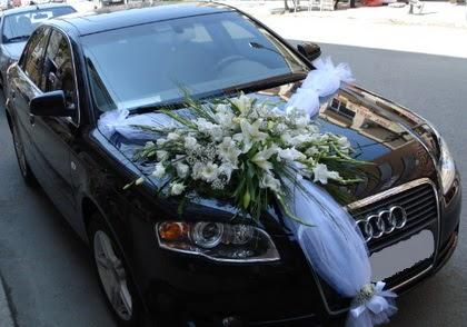 Ankara araba süslemesi gelin arabası  Gölbaşı ankara çiçek servisi , çiçekçi adresleri