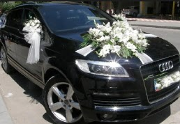 Ankara sünnet düğün arabası süslemesi  Gölbaşı çiçek kaliteli taze ve ucuz çiçekler