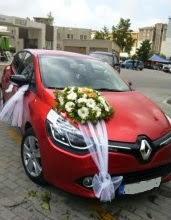Araba süsleme  Ankara Gölbaşı internetten çiçek siparişi