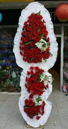 3 katlı Düğün Açılış Nikah Çiçeği  Gölbaşı çiçek yolla online çiçekçi , çiçek siparişi