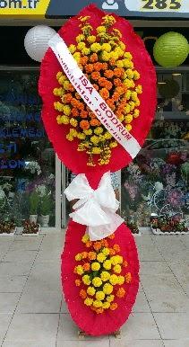 Çift katlı düğün model sepeti  Gölbaşı çiçek kaliteli taze ve ucuz çiçekler