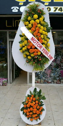 Çift katlı düğün Nikah İşyeri Açılış çiçek  Gölbaşı ankara çiçek gönderme sitemiz güvenlidir