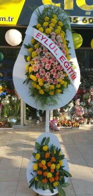 Gölbaşı çiçekçi güvenli kaliteli hızlı çiçek  Açılış Düğün çiçek modeli