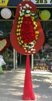 Ankara Gölbaşı hediye sevgilime hediye çiçek  Düğün nikah açılış çiçeği modeli
