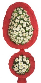 Çift katlı düğün açılış nikah çiçeği  Gölbaşı çiçek gönder cicekciler , cicek siparisi