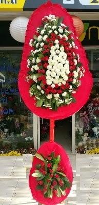 Çift katlı düğün çiçekleri  Çiçekçi Gölbaşı çiçekçi mağazası