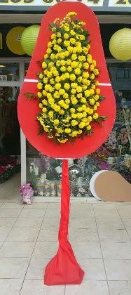 Gölbaşı ankara çiçek gönderme sitemiz güvenlidir  Tek katlı düğün nikah çiçeği