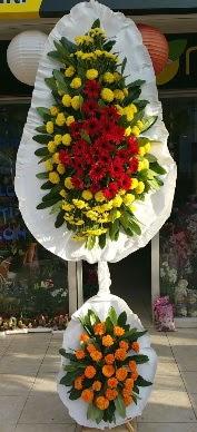 Çift katlı düğün açılış çiçek modeli  Gölbaşı Ankara çiçek yolla