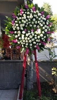 Gölbaşı çiçek yolla , çiçek gönder , çiçekçi   Cenaze Çelengi  Gölbaşı çiçekçi güvenli kaliteli hızlı çiçek