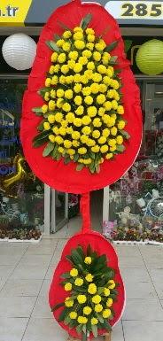 Çift katlı düğün nikah açılış çiçeği  Gölbaşı çiçek yolla , çiçek gönder , çiçekçi