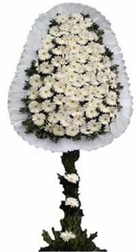 Tek katlı düğün nikah açılış çiçek modeli  Gölbaşı çiçekçi güvenli kaliteli hızlı çiçek