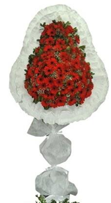 Tek katlı düğün nikah açılış çiçek modeli  Ankara Gölbaşı çiçek gönderme