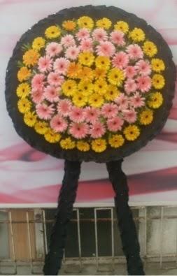 Görsel cenaze çiçeği  Gölbaşı çiçek yolla online çiçekçi , çiçek siparişi
