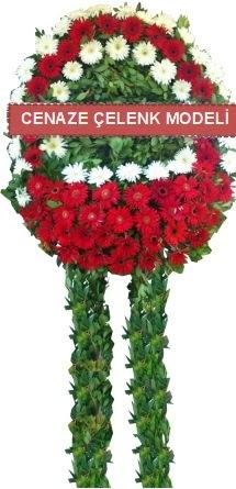 Cenaze çelenk modelleri  Gölbaşı ucuz çiçek gönder