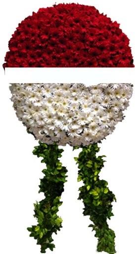 Cenaze çiçekleri modelleri  Çiçek yolla Gölbaşı internetten çiçek satışı