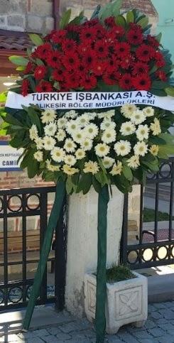 Cenaze çiçek modeli  Gölbaşı ucuz çiçek gönder