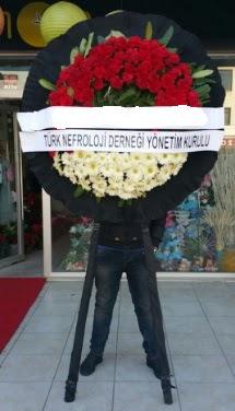 Cenaze çiçek modeli  Gölbaşı çiçekçi güvenli kaliteli hızlı çiçek