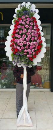 Tekli düğün nikah açılış çiçek modeli  Ankara Gölbaşı hediye sevgilime hediye çiçek