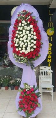 Çift katlı işyeri açılış çiçek modeli  Gölbaşı ankara çiçek servisi , çiçekçi adresleri