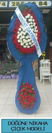 Düğüne nikaha çiçek modeli  Ankara Gölbaşı hediye sevgilime hediye çiçek
