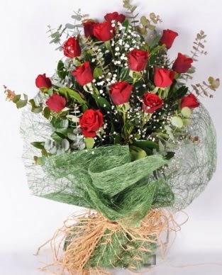 Kız isteme buketi çiçeği söz 15 güllü  Ankaradaki çiçekçiler Gölbaşı cicek , cicekci