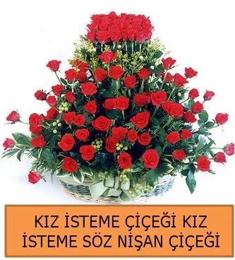 Kız isteme söz nişan çiçeği 71 güllü  Gölbaşı çiçek gönder cicekciler , cicek siparisi