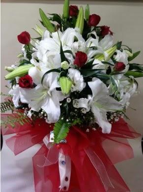 Kız isteme buketi söz nişan çiçeği  Gölbaşı ankara çiçek servisi , çiçekçi adresleri