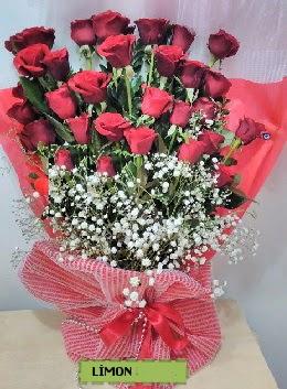 Kız isteme buket çiçeği 33 kırmızı gül  Gölbaşı çiçek online çiçek siparişi