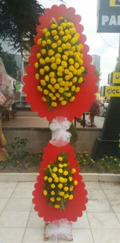 Düğün nikah açılış çiçek modeli  Gölbaşı çiçekçi güvenli kaliteli hızlı çiçek
