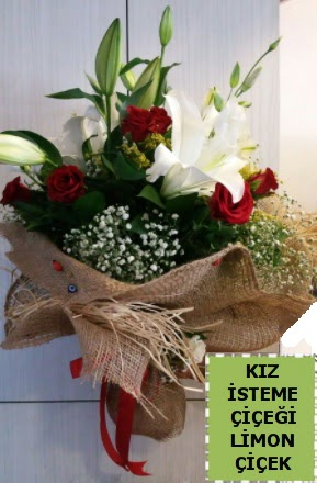 3 dal kazablanka 13 adet kırmızı gül  Gölbaşı çiçek gönder cicekciler , cicek siparisi