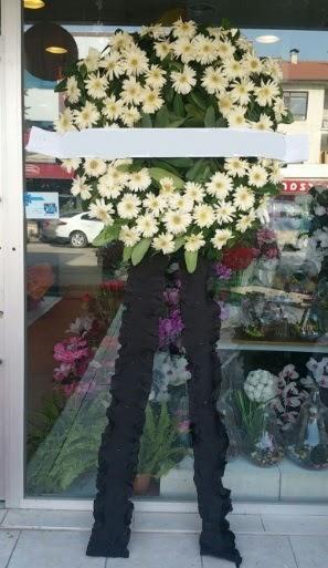 Cenaze çiçeği çelengi çiçekleri  Ankara Gölbaşı hediye sevgilime hediye çiçek