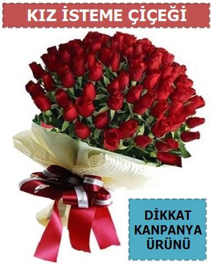 51 Adet gül kız isteme çiçeği buketi  ankara Gölbaşı çiçek mağazası , çiçekçi adresleri
