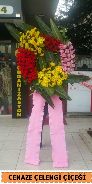 Cenaze çelengi çiçeği cenazeye çiçek  Ankara Gölbaşı 14 şubat sevgililer günü çiçek