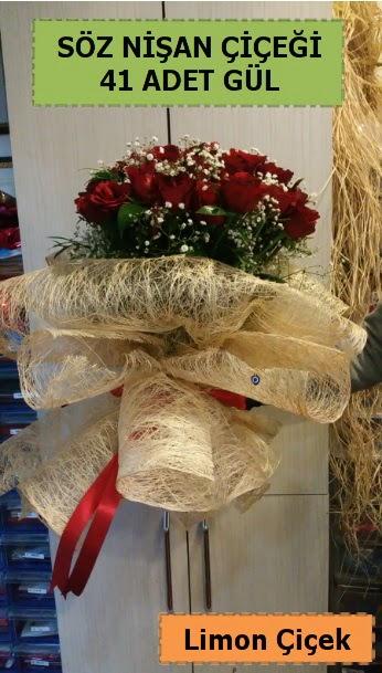 Söz nişan kız isteme çiçeği buketi Ankara  Gölbaşı anneler günü çiçek yolla